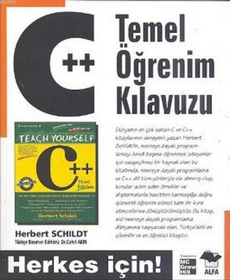 C++ Temel Öğrenim Kılavuzu
