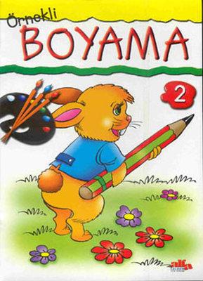 Örnekli Boyama - 2