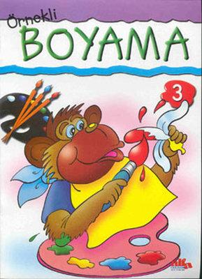 Örnekli Boyama - 3