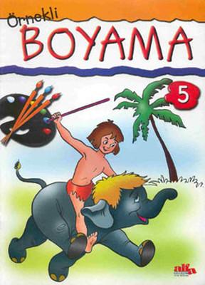 Örnekli Boyama - 5