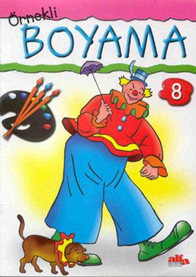 Örnekli Boyama - 8