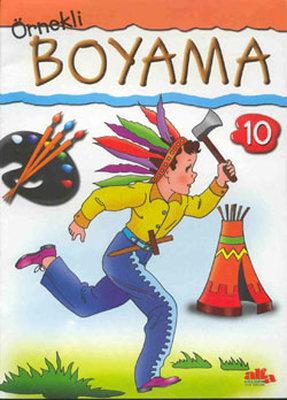 Örnekli Boyama - 10