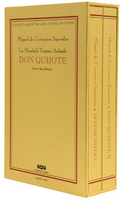 Don Quijote (2 Cilt Takım)