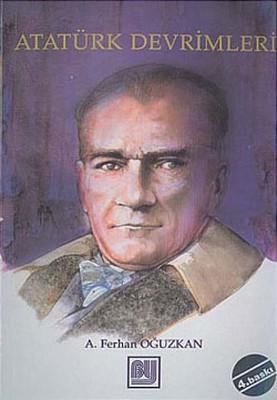 Atatürk Devrimleri-Atatürk Kitaplar-4-5 Sınıf