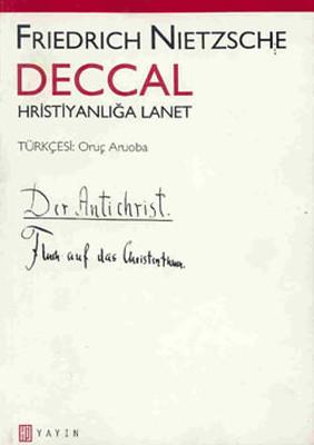 Deccal-Hristiyanlığa Lanet