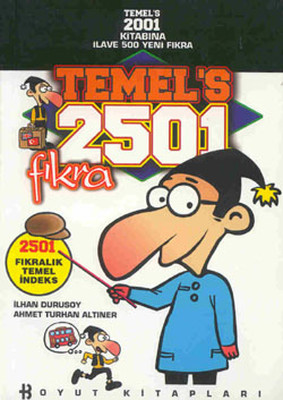 Temels 2501 Fıkra