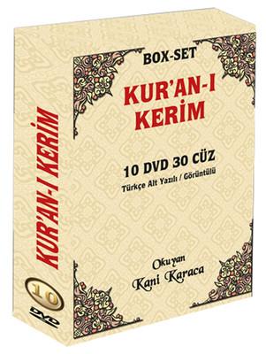 Kur'an-Kerim Box Set