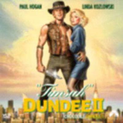 Timsah Dundee 2 - Crocodile Dundee 2