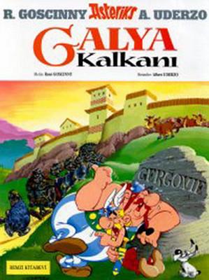 Asteriks - Galya Kalkanı