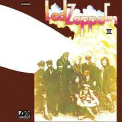 Led Zeppelin II SERI