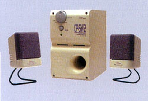CPSW2 Stereo Hoparlör