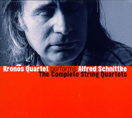 Performs Alfred Schnittke: The Complete String Quartet