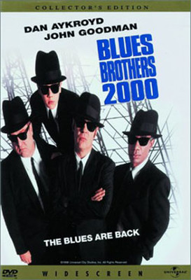 The Blues Brothers 2000 - Cazci Kardesler 2000