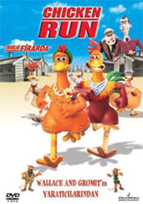 Chicken Run - Tavuklar Firarda