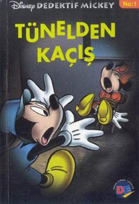 D.Mickey 1 Tünelden Kaçış