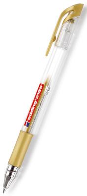 Edding Jel Mürekkepli Kalem Altın E-2185