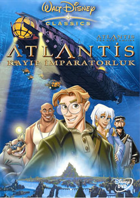 Atlantis: Kayip Imparatorluk - Atlantis : The Lost empire
