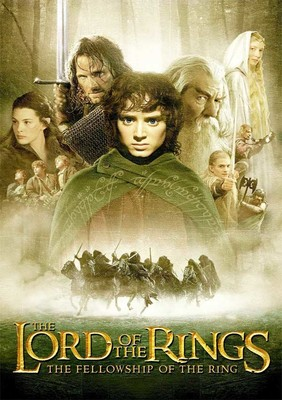 Lord Of The Rings Fellowship Of The Ring - Yüzüklerin Efendisi: Yüzük Kardesligi  (SERI 1)