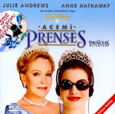 Acemi Prenses - The Princess Diaries