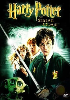 Harry Potter ve Sirlar Odasi - Harry Potter and the Chamber of Secrets (SERI 2)