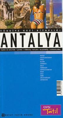 Gezi Kitaplığı-Antalya
