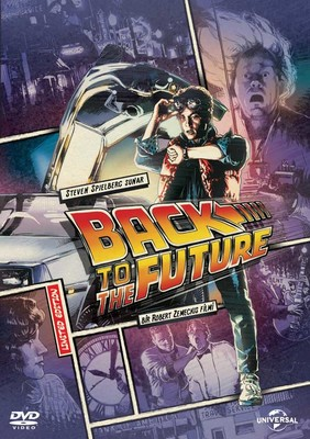 Back To The Future - Gelecege Dönüs (SERI 1)