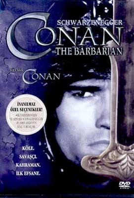 Conan The Barbarian - Barbar Conan (SERİ 1)