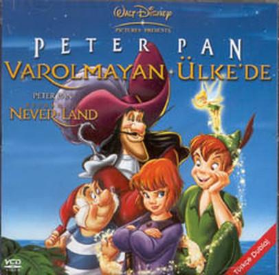 Peter Pan 2: Return To Neverland - Peter Pan 2: Varolmayan Ülkede (SERI 2)