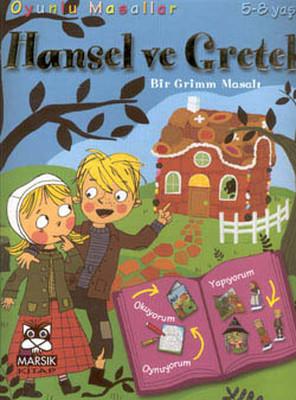 Oyunlu Masallar Dizisi:Hansel ve Gretel