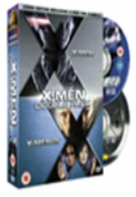 X-Men 1 + X-Men 2 Box Set (2 DVD)