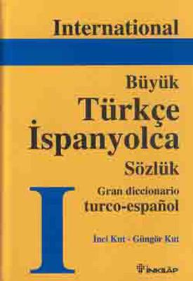 Büyük Türkçe-İspanyolca Sözlük