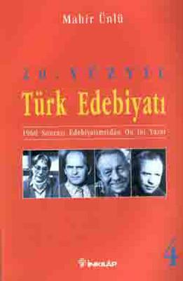 20.Yüzyıl Türk Edebiyatı (1960-..) 4.Cilt