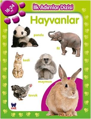 İlk Adımlar Dizisi-Hayvanlar (18-24 Ay)