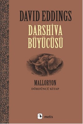 Darshiva Büyücüsü - Malloryon 4.Kitap