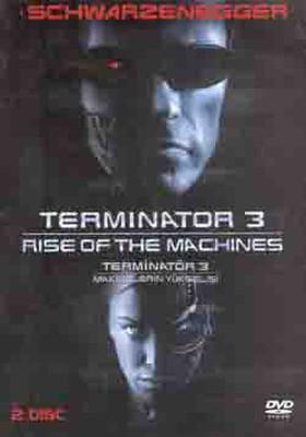 Terminatör 3 Makinelerin Yükselisi - Terminator 3 Rise Of The Machines (SERI 3)