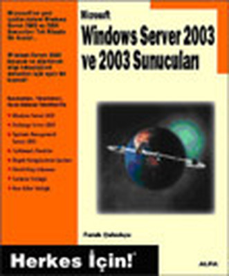 Windows Server 2003 ve 2003 Sunucuları