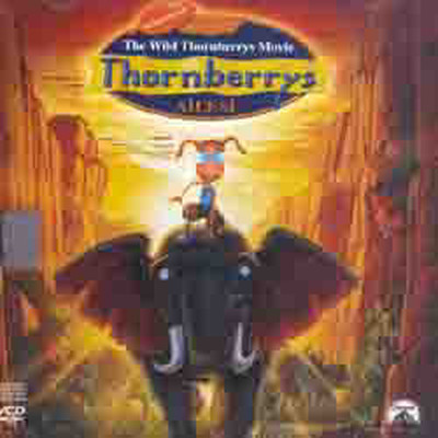 Thornberrys Ailesi - The Wild Thornberrys Movie