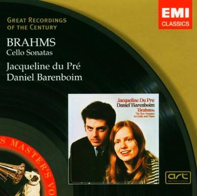Brahms-Cello Sonatas