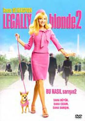 Legally Blonde 2 -Bu Nasil Sarisin 2 (SERI 2)