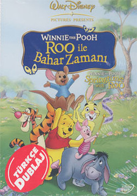 Winnie The Pooh: Roo Ile Bahar Zamani - Winnie The Pooh Springtime With Roo