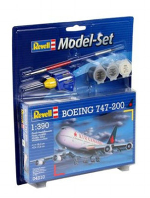 """Revell Boeing 7471:390""""64210"""""""