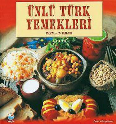 Ünlü Türk Yemekleri Pasta ve Tatlılar-Türkçe