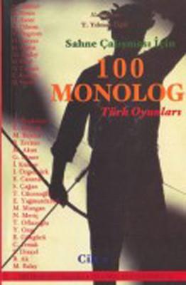 Sahne Çalışması İçin 100 Monolog  Cilt 2