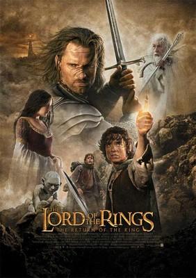 Lord Of The Rings Return Of The King - Yüzüklerin Efendisi: Kralin Dönüsü (SERI 3)