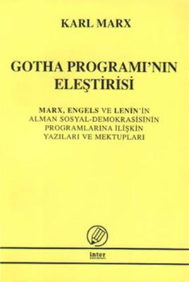 Gotha Programının Eleştirisi