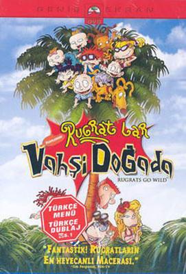 Rugrat'Lar Vahsi Dogada - Rugrats Go Wild