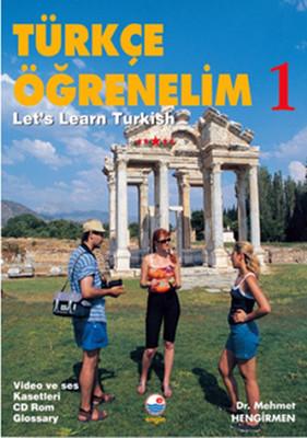 Türkçe Öğrenelim 1 / Let's Learn Turkish 4 VCD
