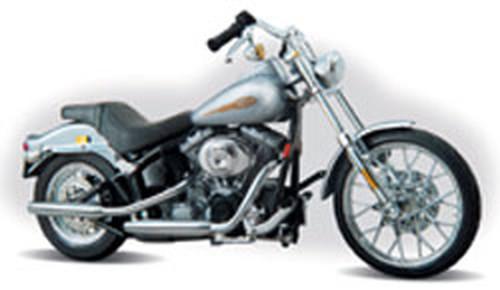 "Maisto Harley Davidson Asst.(12i Disp.) ""34360"""
