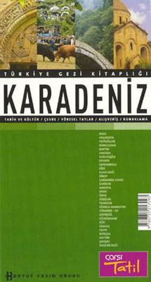 Gezi Kitaplığı-Karadeniz