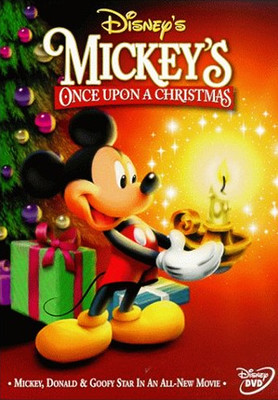 Mickey Once Upon A Christmas - Mickey ile Yeni Yıl